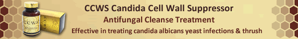 ccws candida cleanser lufenuron antifungal fortreating candida infection