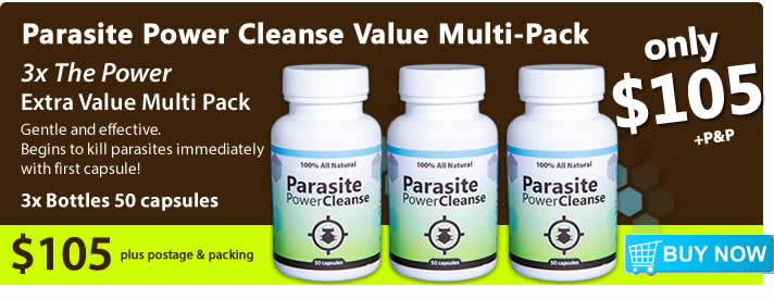 parasite power cleanse humaworm treatment