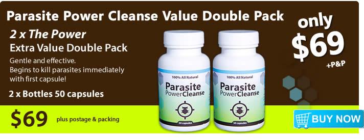 parasite power cleanse treatment