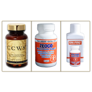 ccws candida cleanser full pack with zeoco and empro