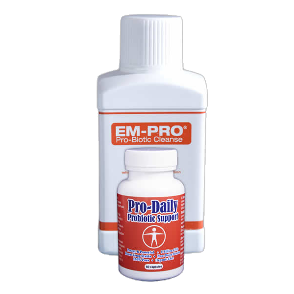 EM Pro Probiotic by Candida Labs