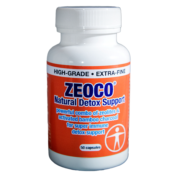 zeoco detox support activated charcoal